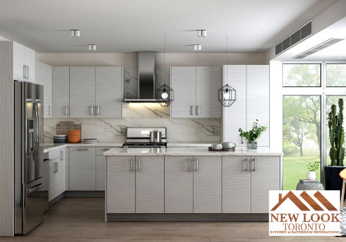 Cabinets by New Look Toronto Kitchen & Bathroom Renovations