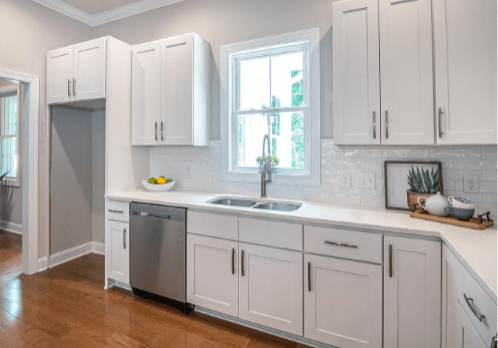Maple Wood Kitchen Cabinet New Look Kitchen & Bathroom Renovations